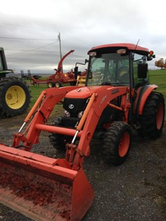 Tractor For Sale 2008 Kubota L3940 , 39 HP