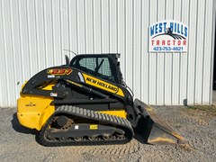 Skid Steer For Sale 2018 New Holland C237 , 74 HP