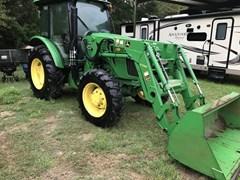 Tractor - Utility For Sale 2015 John Deere 5100E , 100 HP