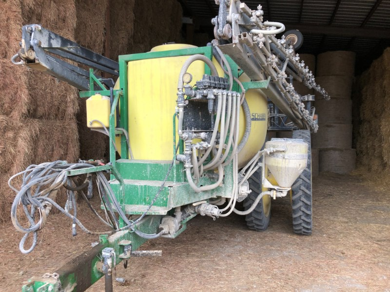 Schaben MSF-8650 Sprayer-Pull Type For Sale