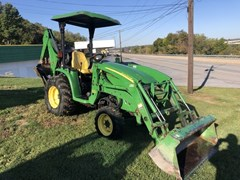 Tractor - Compact Utility For Sale 2006 John Deere 3520 , 37 HP