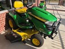 Riding Mower For Sale:  2020 John Deere X580