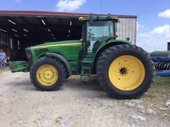 Tractor - Row Crop For Sale 2002 John Deere 8520 , 250 HP