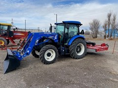 Tractor For Sale 2020 New Holland WM 95 T4A