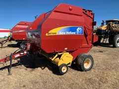 Baler-Round For Sale 2011 New Holland BR7090