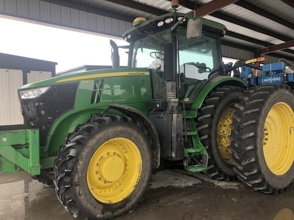 2015 John Deere 7210R Tractor - Row Crop For Sale