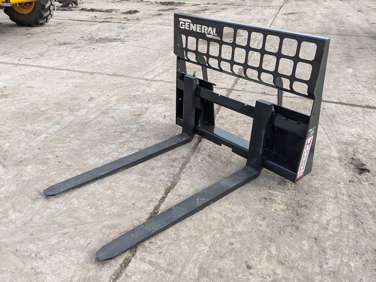 2020 Marv Haugen Enterprises Inc MPF 48 Skid Steer Attachment For Sale