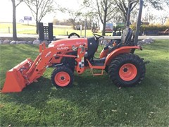 Tractor For Sale 2021 Kubota LX2610HSD , 24.8 HP