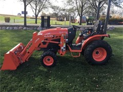 Tractor For Sale 2021 Kubota LX3310HSD , 30.8 HP