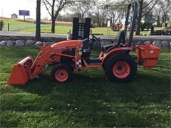 Tractor For Sale 2021 Kubota B2410 , 21.9 HP