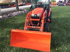 Tractor For Sale 2021 Kubota LX3310HSDC , 30.8 HP