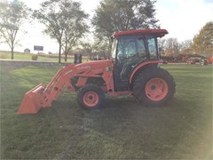 Tractor For Sale 2021 Kubota MX6000HSTC , 63.4 HP
