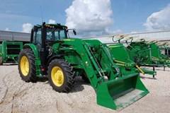 Tractor - Row Crop For Sale 2019 John Deere 6145M , 145 HP
