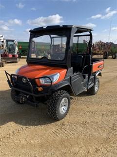 Utility Vehicle For Sale 2017 Kubota RTVX1120DWL-HS