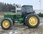 Tractor - Row Crop For Sale: 1985 John Deere 4850, 190 HP