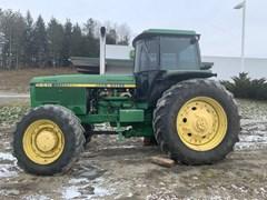Tractor - Row Crop For Sale:  1985 John Deere 4850 , 190 HP