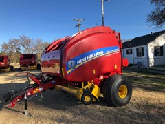 Baler-Round For Sale 2019 New Holland 560RB