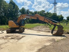 Excavator-Track For Sale 2014 Case CX145C , 100 HP