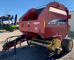 Baler-Round For Sale 2006 New Holland BR780A
