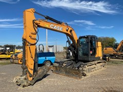 Excavator-Track For Sale 2019 Case CX145D , 102 HP