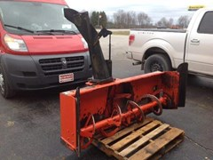 Snow Blower For Sale 2009 Kubota L2195