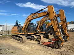 Excavator-Track For Sale 2016 Case 160D , 112 HP