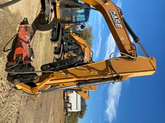 Excavator-Track For Sale 2017 Case 160D , 112 HP