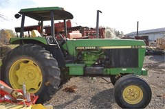 Tractor For Sale 1988 John Deere 2955 , 97 HP