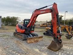 Excavator-Mini For Sale 2014 Kubota KX-080-4 , 62 HP