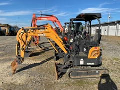 Excavator-Mini For Sale 2013 Case CX17C , 17 HP