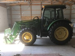 Tractor - Utility For Sale 2009 John Deere 5095M