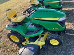 Riding Mower For Sale:  2015 John Deere X500 , 24 HP