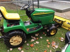 Lawn Mower For Sale 2006 John Deere GX345 , 20 HP