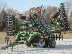 Disk Harrow For Sale 2002 John Deere 637