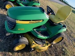 Riding Mower For Sale:  2013 John Deere X534 , 26 HP