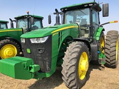 Tractor - Row Crop For Sale 2020 John Deere 8270R , 270 HP
