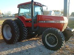 Tractor For Sale 1996 Case IH 7240