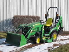 Tractor - Compact Utility For Sale 2017 John Deere 1025R , 25 HP