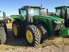 Tractor - Row Crop For Sale 2020 John Deere 8345R , 345 HP