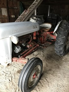 Tractor - Utility For Sale 1953 Ford Jubilee