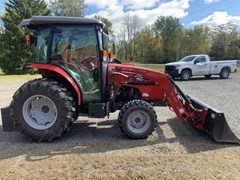 Tractor - Compact Utility For Sale 2014 Massey Ferguson 1742 , 42 HP