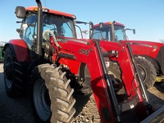 Tractor For Sale 2016 Case IH Maxxum 125 MC , 125 HP