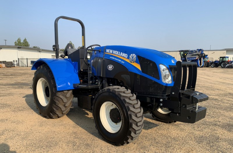 2021 New Holland Workmaster 120 'California Special' Tractor For Sale