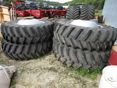 Wheels and Tires For Sale Case IH Dual set 7088 combine