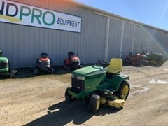Lawn Mower For Sale 1995 John Deere 345 , 20 HP