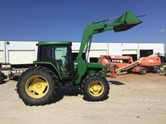 Tractor - Utility For Sale 2001 John Deere 6410 , 90 HP
