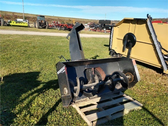 Woods SS60 Snow Blower For Sale