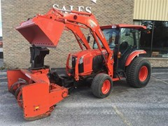 Tractor For Sale 2018 Kubota L4760HSTC , 47 HP
