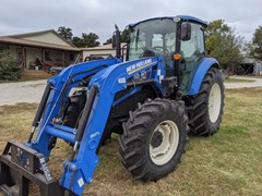 Tractor For Sale 2013 New Holland T4.115 , 114 HP