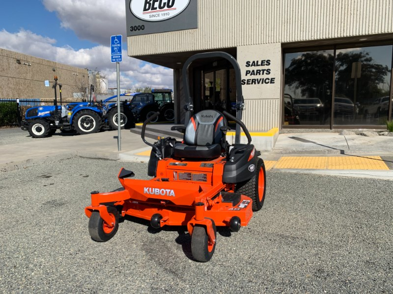 2021 Kubota Z411 Kommander Pro Zero Turn Mower For Sale